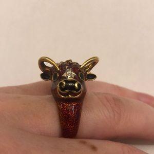 Jewelry - Bull ring